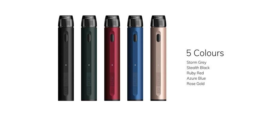 5 Colours