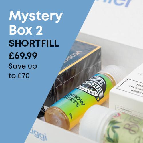 Mystery Box Shortfill