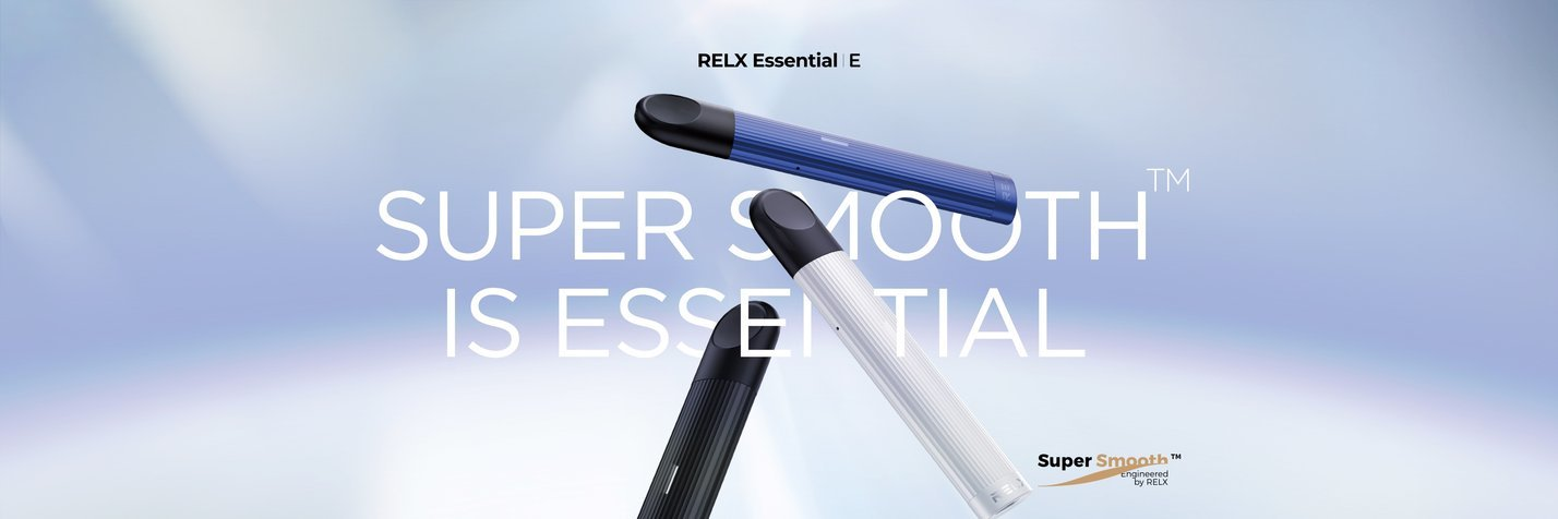 RELX Super Smooth Technology