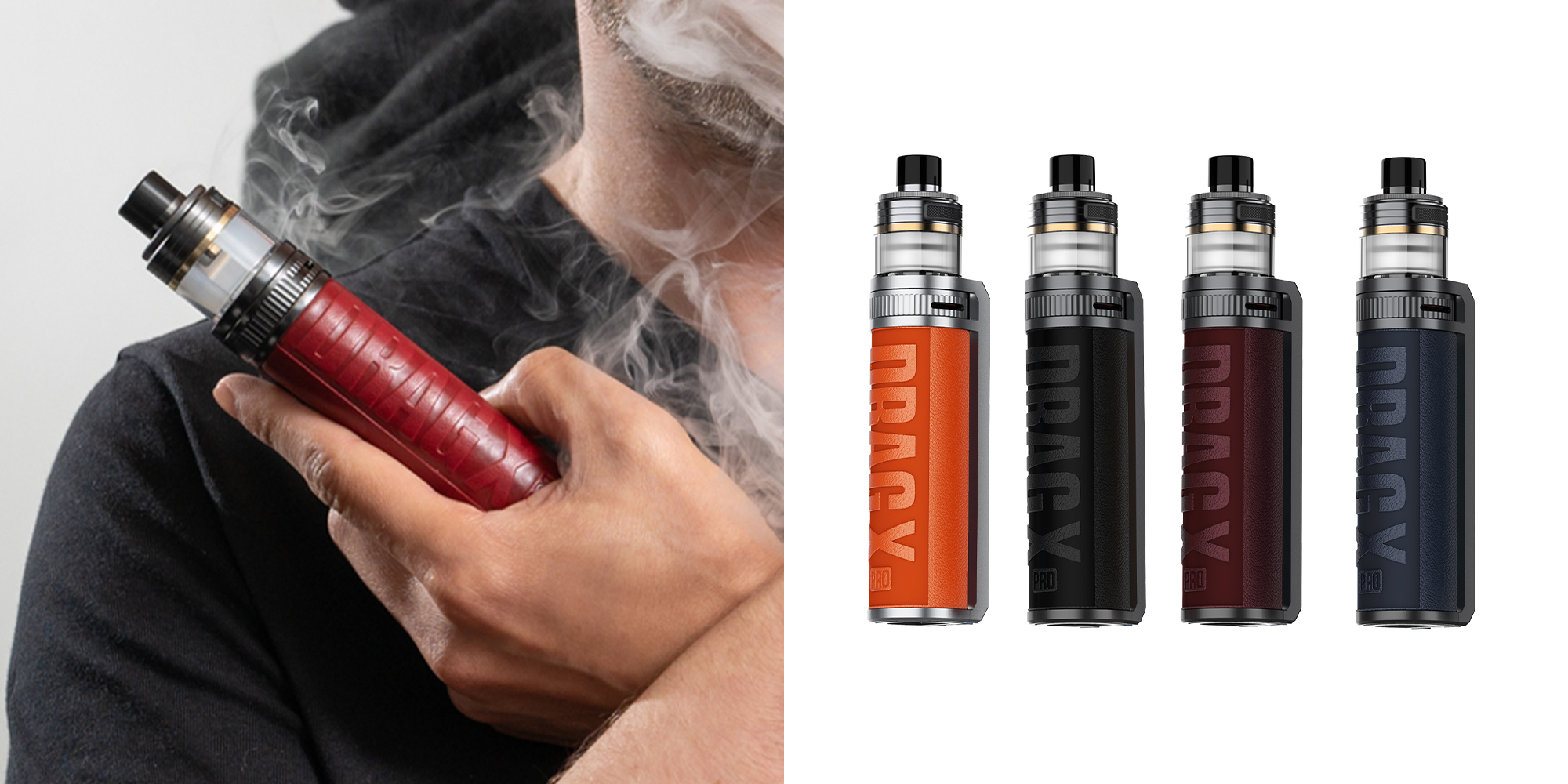 Shop The Look - New Icons - VooPoo Drag X Pro
