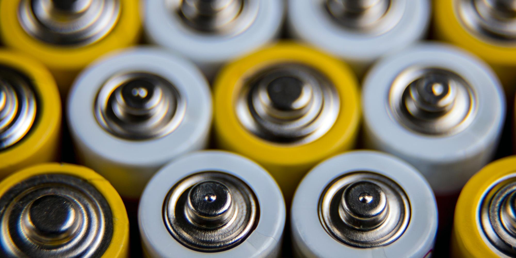 Recycling Week - Batteries