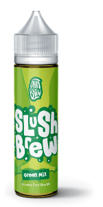 Slush Brew Green Mix