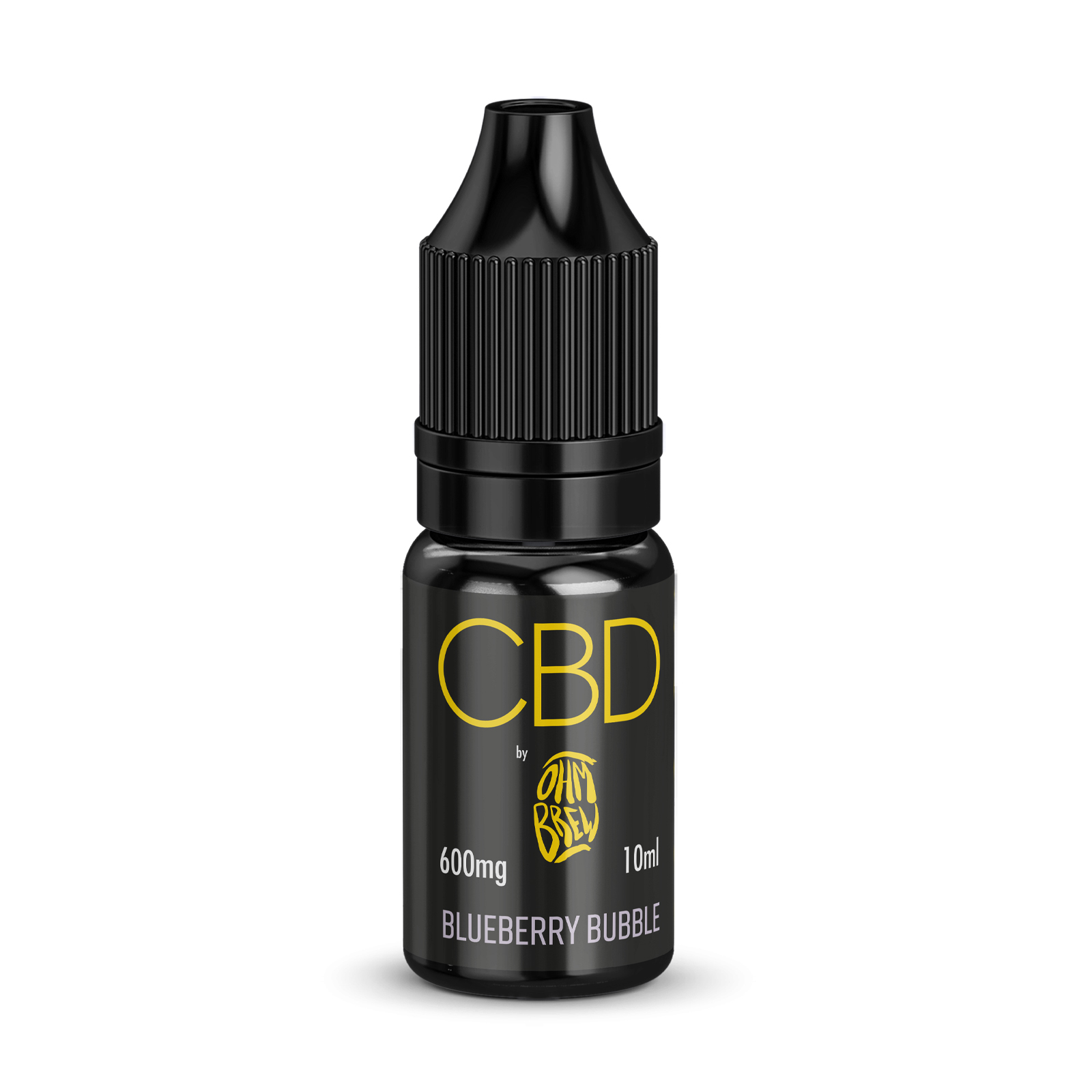 Ohm Brew Blueberry Bubble CBD 600mg