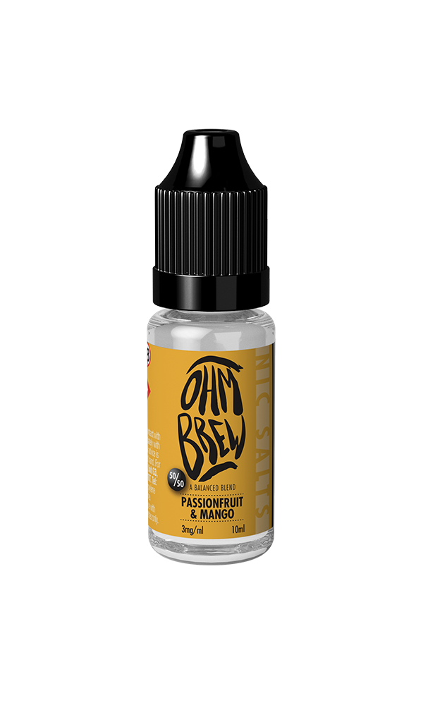 Balanced Blends Passionfruit Mango