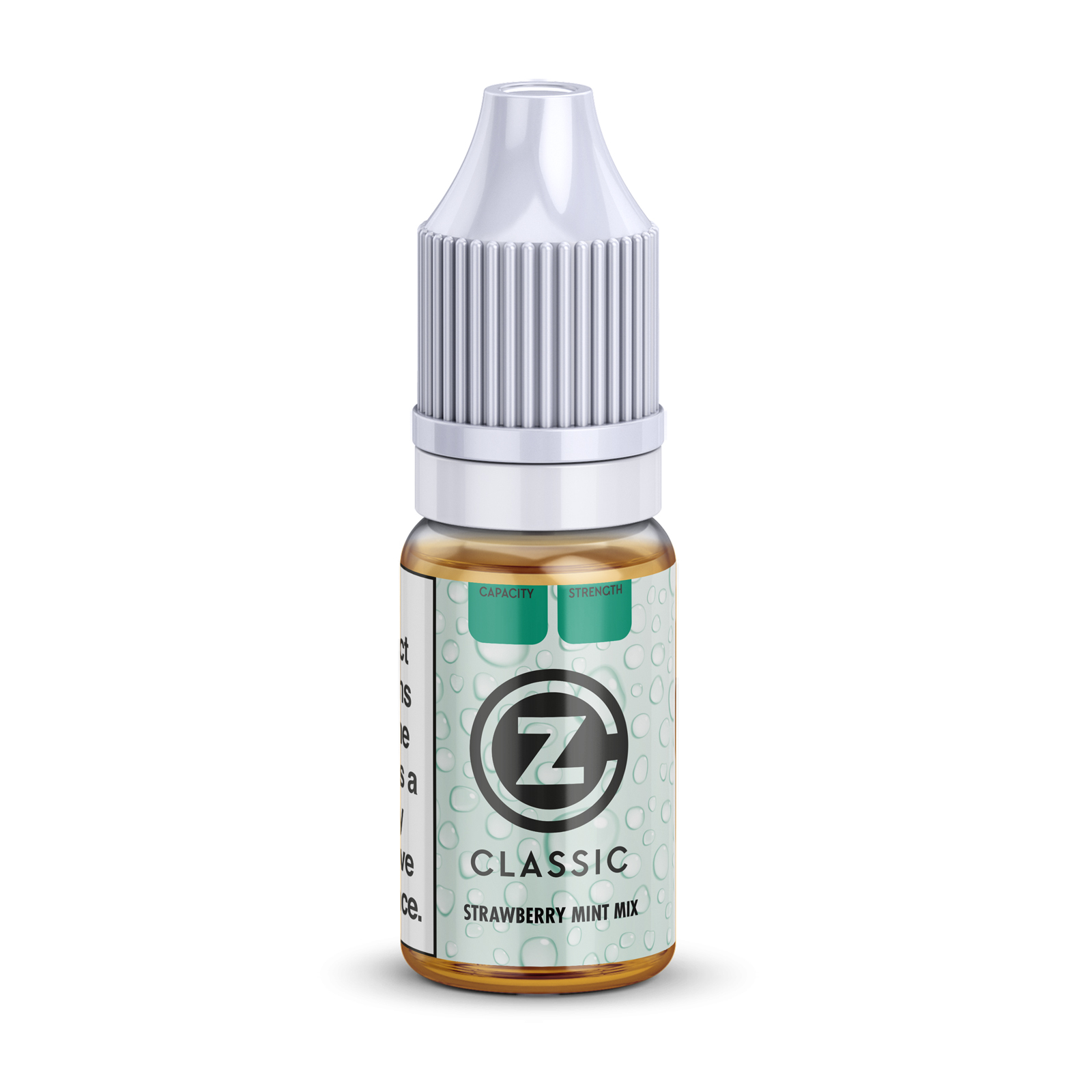 Ziggicig Classic Straw Mix Mint